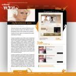 Design du site Collectif Web