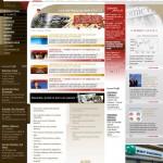 Maquette Finance-banque.com