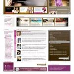 Maquette du site Mytendance.com