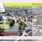 Création et réalisation du site du colloque international de psychologie social - 2007