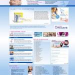 Maquette du site Info-fitness.com